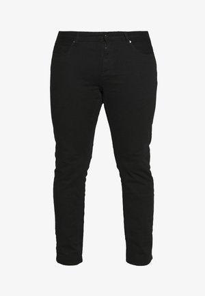 Vaqueros slim fit - black