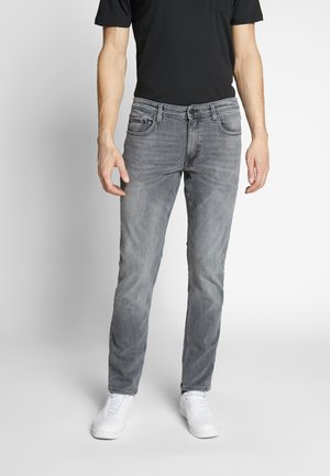Džíny Straight Fit - denim grey