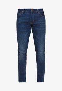 s.Oliver - HOSE LANG - Slim fit jeans - blue denim - 3