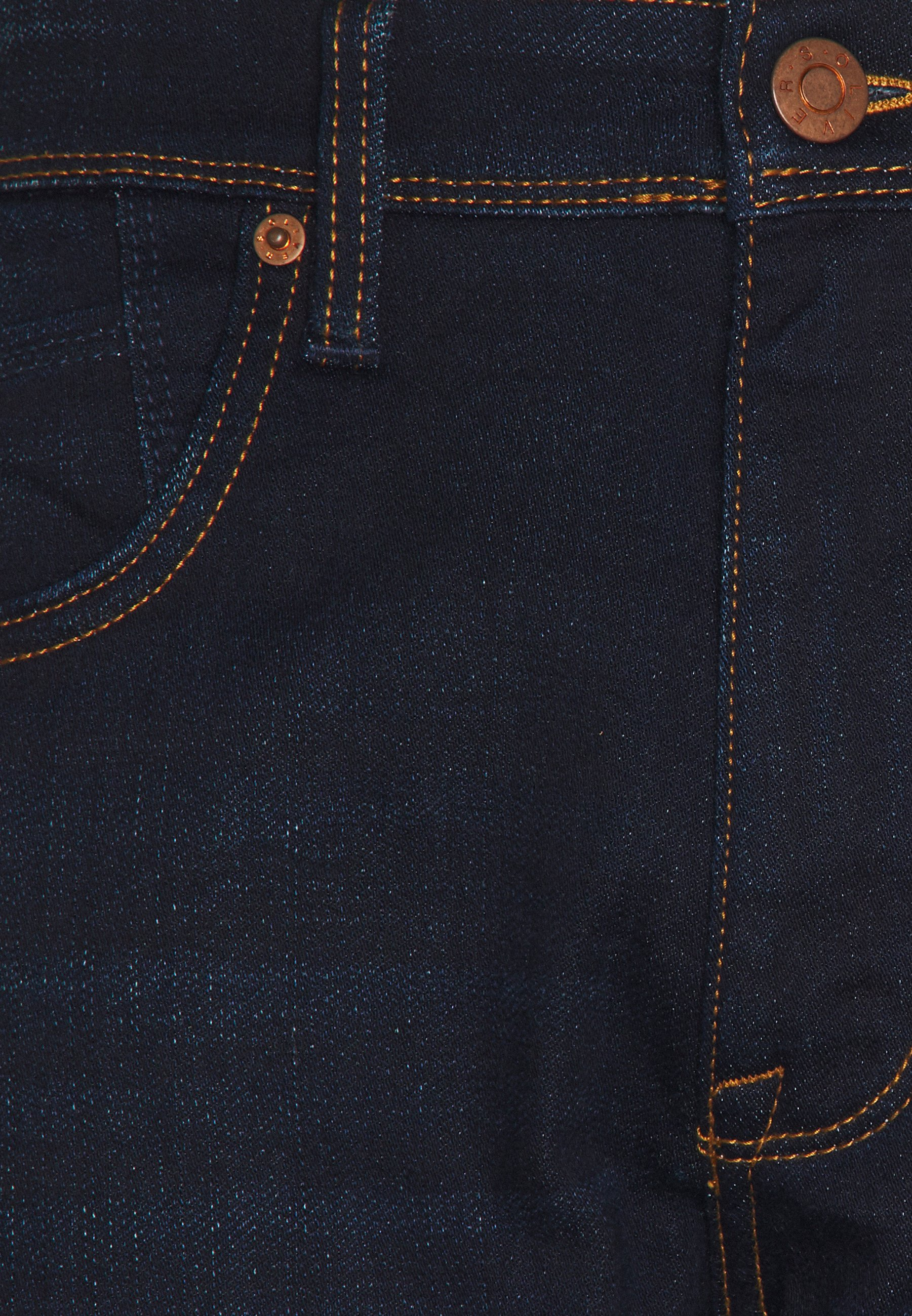 LANG Jeans Straight Leg dark blue