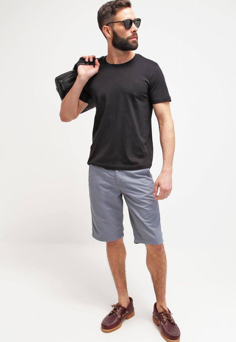 s.Oliver - 2 PACK - T-shirt basic - black
