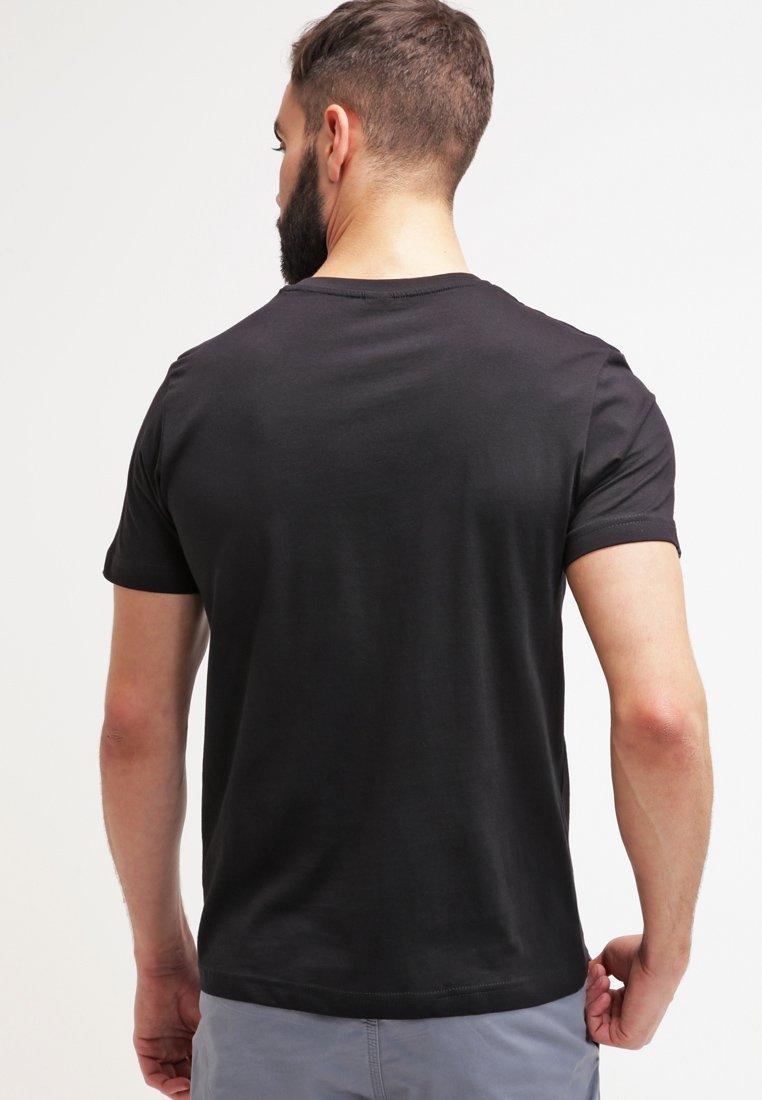 oliver shirt 2 PackT Basique S Black ED2I9WHY