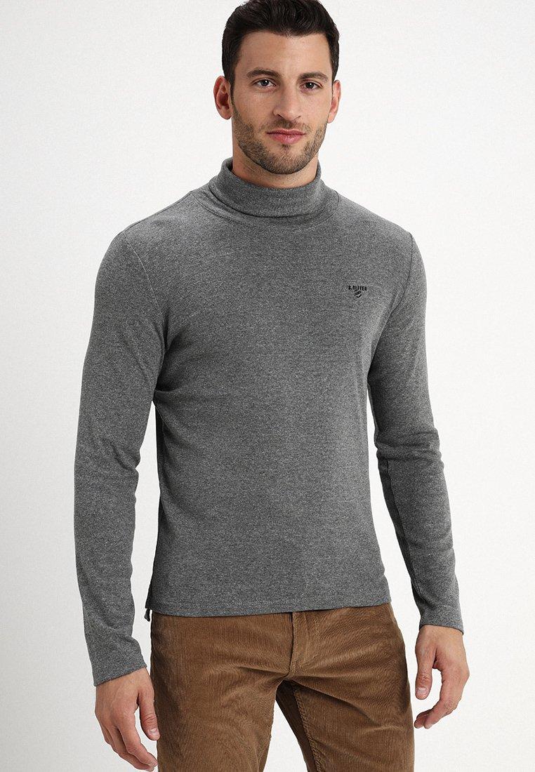 s.Oliver - Langarmshirt - blend grey