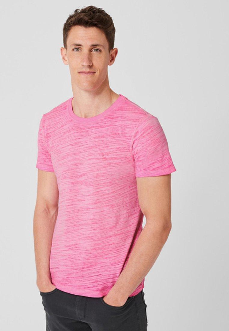 s.Oliver - T-Shirt basic - pink