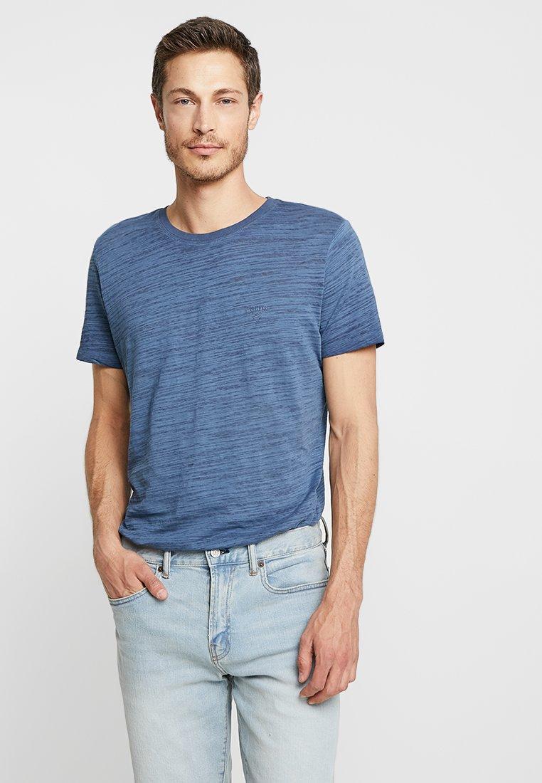 s.Oliver - Basic T-shirt - midnight