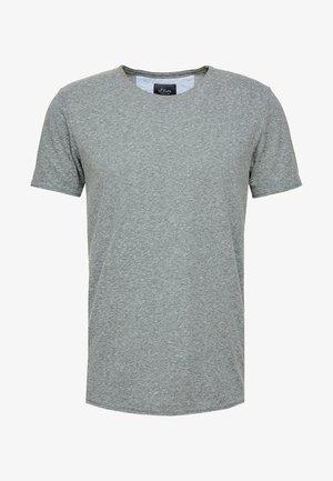 KURZARM - Basic T-shirt - olive