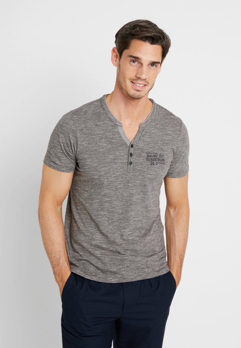 s.Oliver - T-Shirt print - anthracite