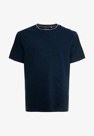 KURZARM - Print T-shirt - fresh ink melange