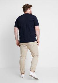 s.Oliver - KURZARM - Camiseta estampada - fresh ink - 2