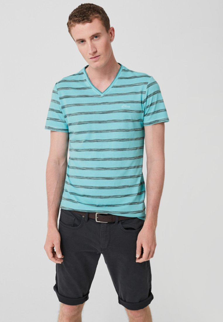 s.Oliver - T-Shirt print - mint