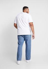 s.Oliver - Camiseta estampada - white - 2