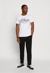 s.Oliver - T-shirt print - white - 1
