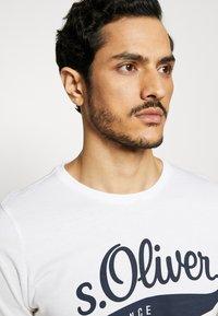 s.Oliver - T-shirt print - white - 3