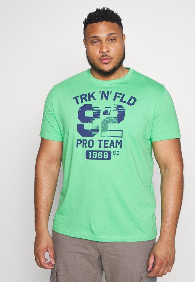 T-shirt print - spring