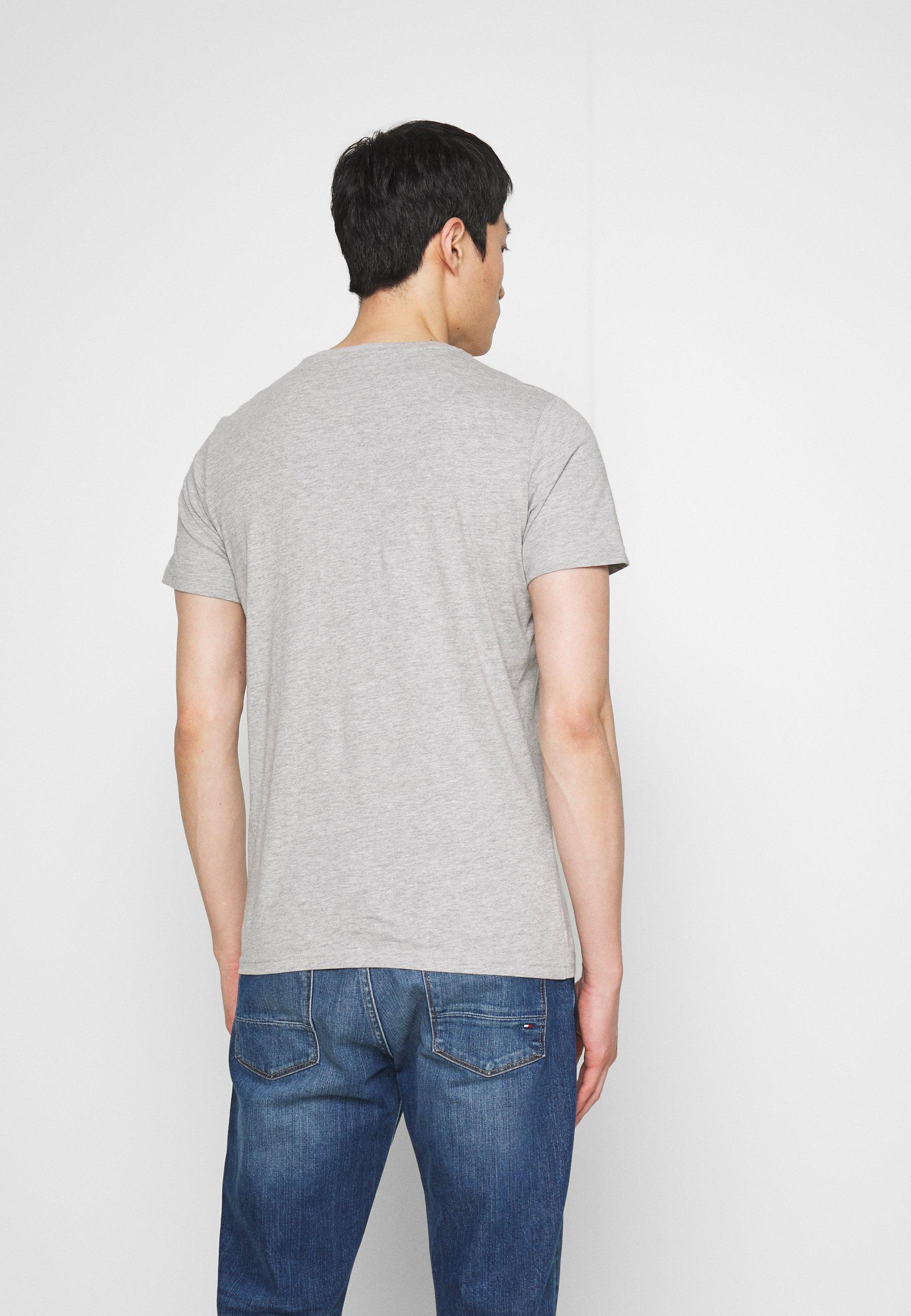 s.Oliver T-shirt z nadrukiem - grey