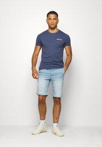 s.Oliver - T-shirt print - blue - 1