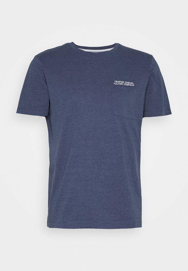 2024164 - T-shirt print - blue