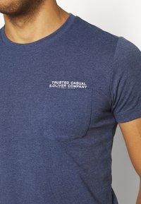 s.Oliver - T-shirt print - blue - 5