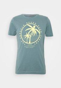 s.Oliver - T-shirt print - frosty blu - 4
