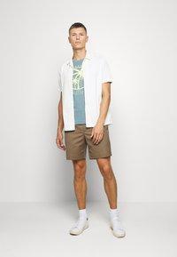 s.Oliver - T-shirt print - frosty blu - 1