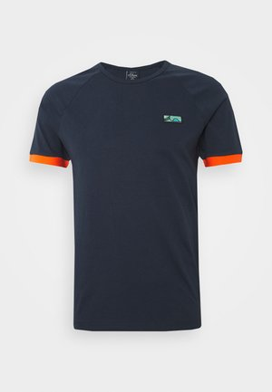 KURZARM - Basic T-shirt - moon rock