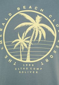 s.Oliver - T-shirt print - frosty blue - 2