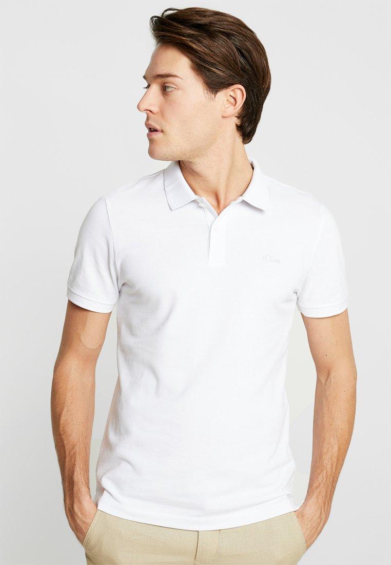 s.Oliver - Poloshirt - white