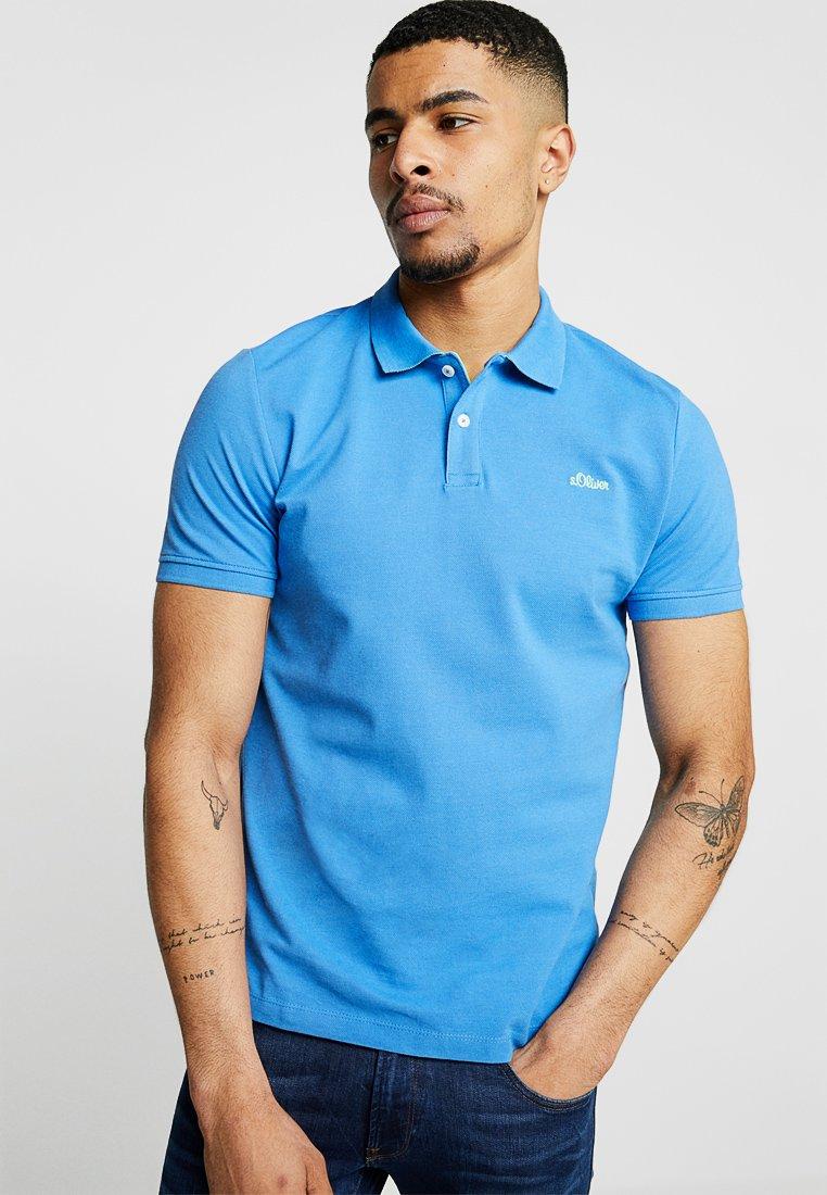 s.Oliver - Poloshirt - blue