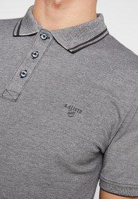 s.Oliver - Polo shirt - charcoal melange - 4