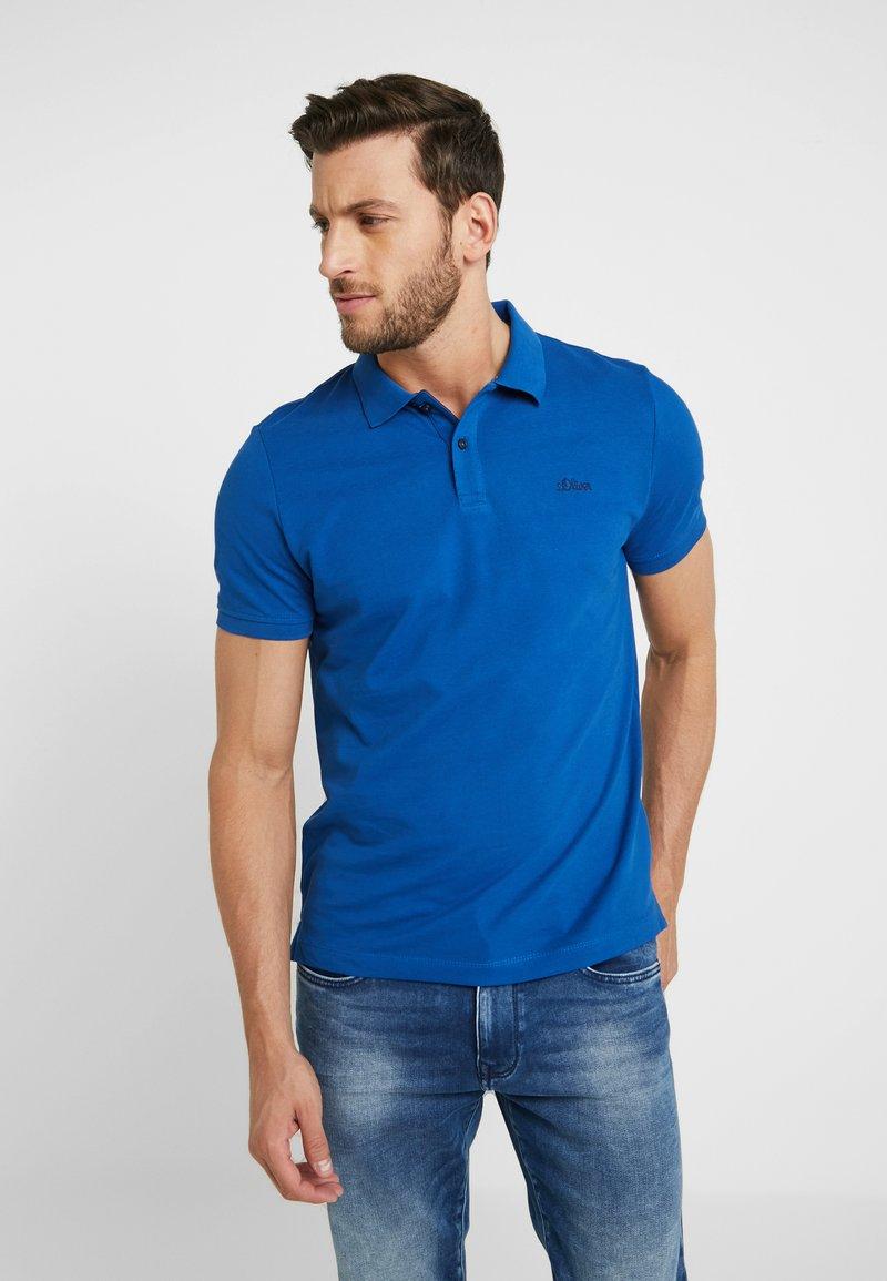 s.Oliver - Poloshirt - steel blue