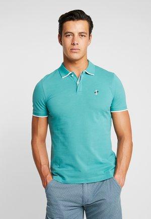 Polo shirt - turmalin