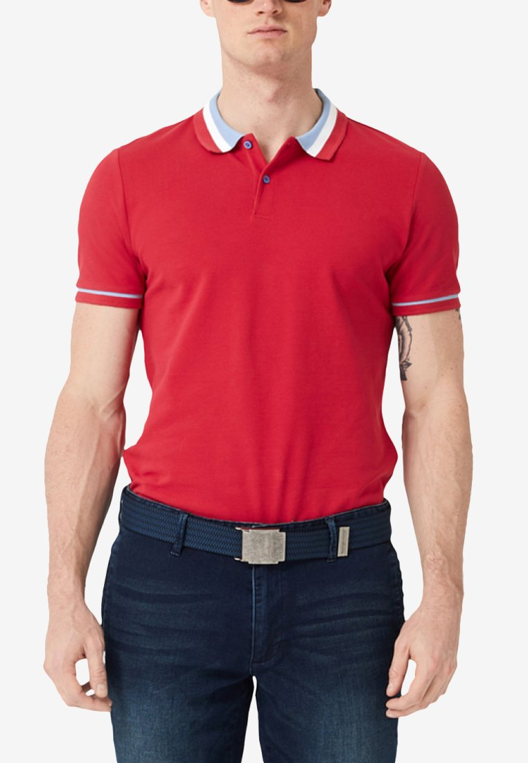 s.Oliver - Polo shirt - cherry