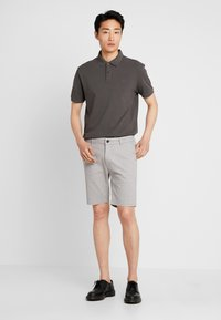 s.Oliver - Polo shirt - anthracite - 1
