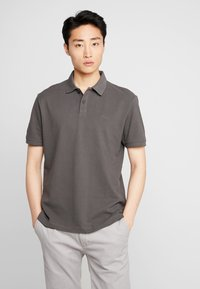 s.Oliver - Polo shirt - anthracite - 0