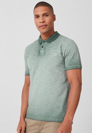 Poloshirt - metal green