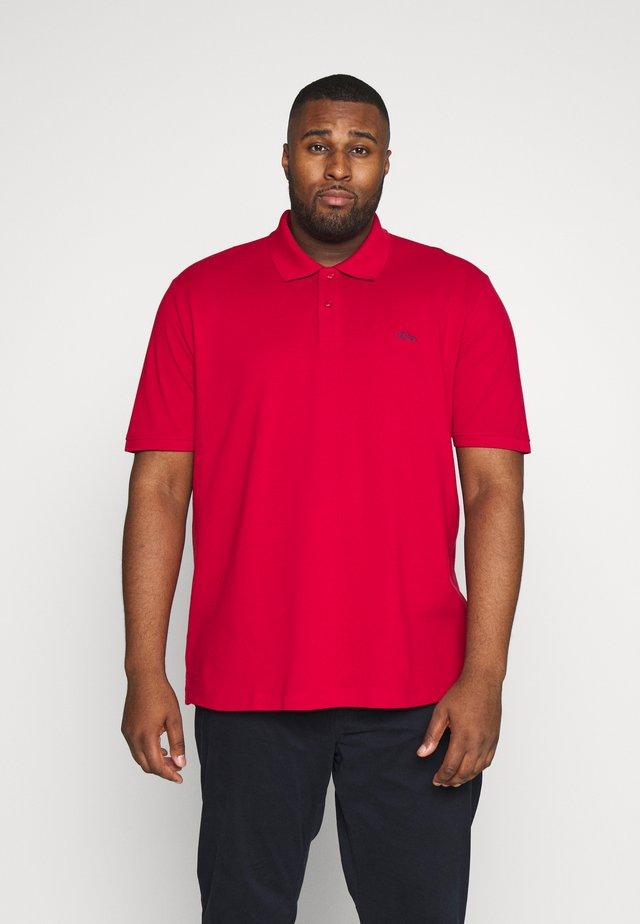Poloshirt - marker red