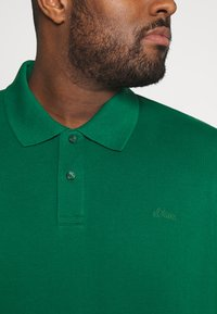 s.Oliver - Polo shirt - green - 5