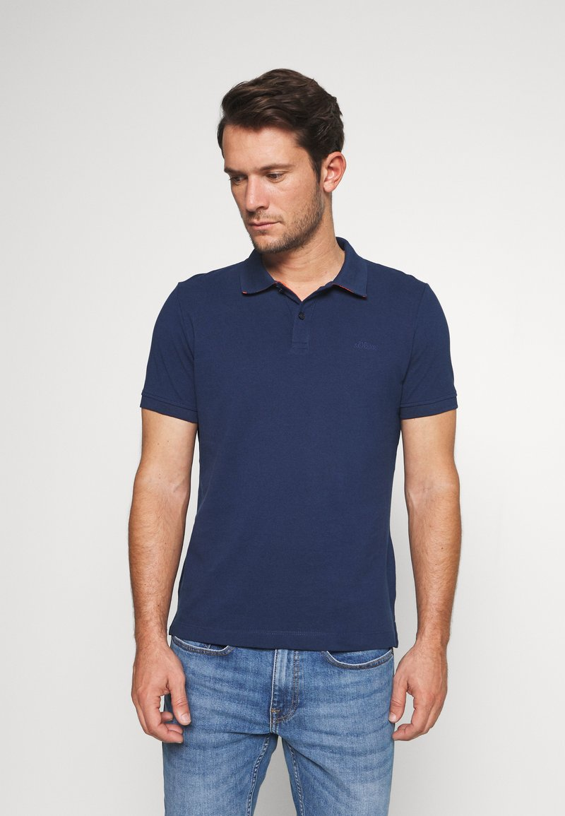 s.Oliver - Polo - blue