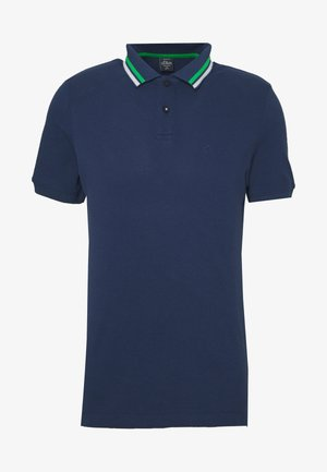 KURZARM - Polo shirt - blue