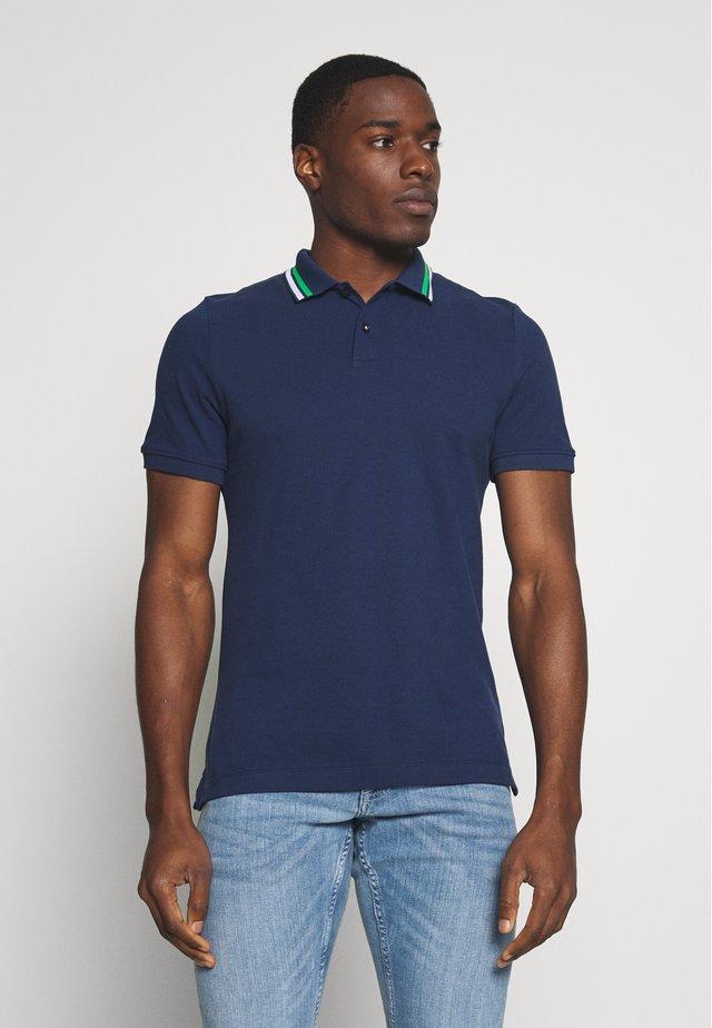KURZARM - Koszulka polo - blue