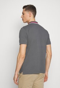 s.Oliver - KURZARM - Polo shirt - smoke grey - 2