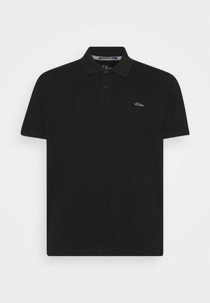KURZARM - Polo shirt - black
