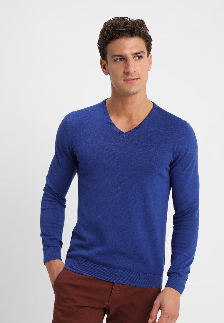 s.Oliver - Jumper - lapis blue melange