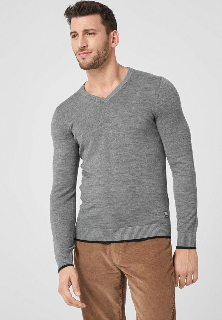 s.Oliver - Jumper - blend grey