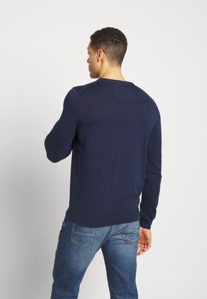 LANGARM - Pullover - blue