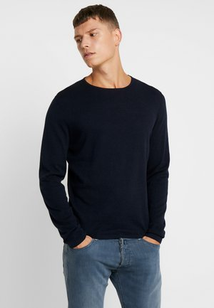 Jumper - dark midnight melange