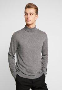 s.Oliver - Pullover - blend grey - 0