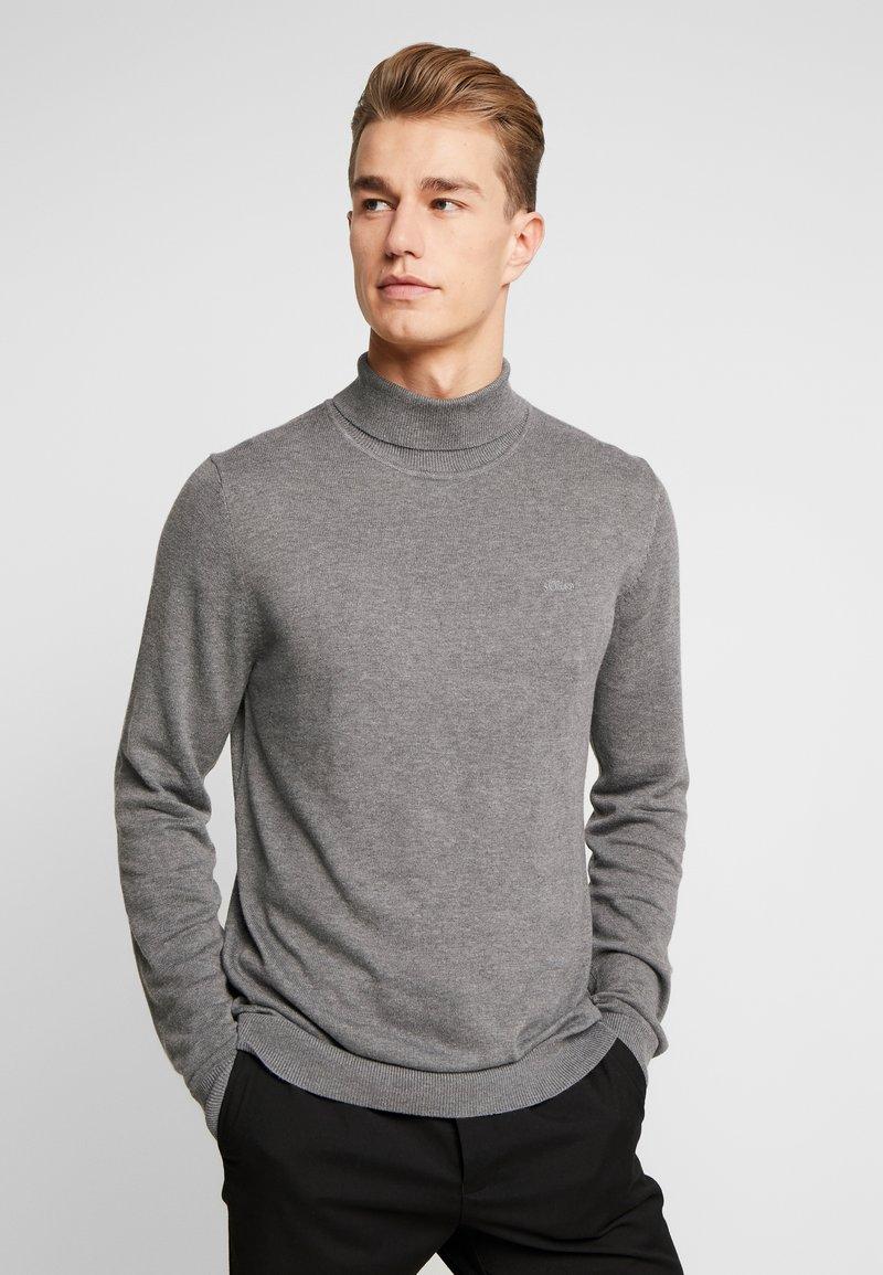 s.Oliver - Pullover - blend grey