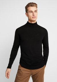 s.Oliver - Jumper - black - 0