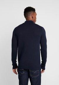 s.Oliver - LANGARM - Pullover - dark blue - 2